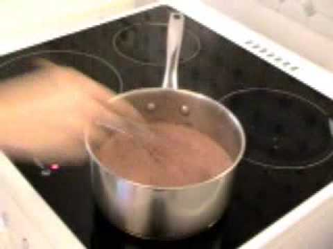 Chef Mary recipe: Hot Chocolate drink