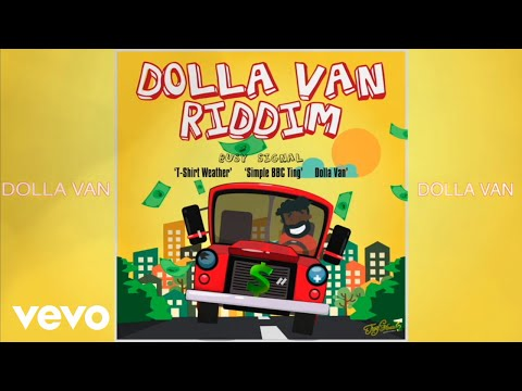 Busy Signal - Dolla Van (Official Audio Video)