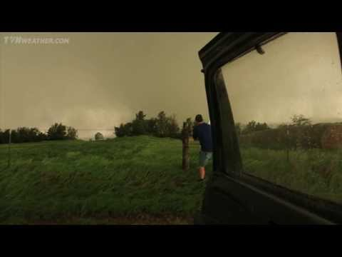Tornado Chasers Season 2 Show Open / Intro