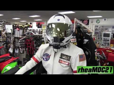 He just bought a Brand New Motorcycle! Buying a Sportbike Experience
