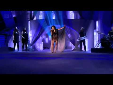 Nicole Scherzinger - Don39t Hold Your Breath Dancing On Ice The Skate Off - 6th March 2011