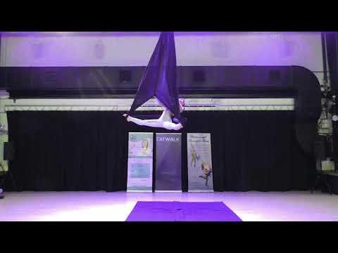 Анастасия Данилова - Catwalk Dance Fest IX[pole dance, aerial]  30.04.18.