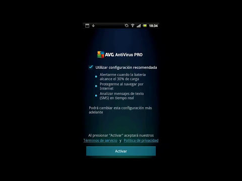 Descargar AVG Antivirus Pro ANDROID FULL (Bien Explicado).mp4