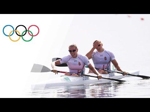 Rio Replay: Women's Kayak Double 500m Final