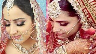DEEPIKA PADUKONE WEDDING MAKEUP LOOK (HINDI)  Deepti Ghai Sharma