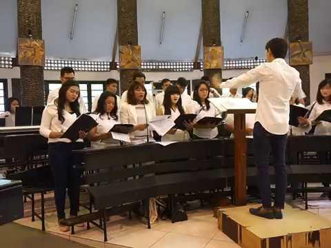 Kasih (Putut Pudyantoro) - SATB - Fiat Lux Choir (OMK St. Paulus, Juanda)