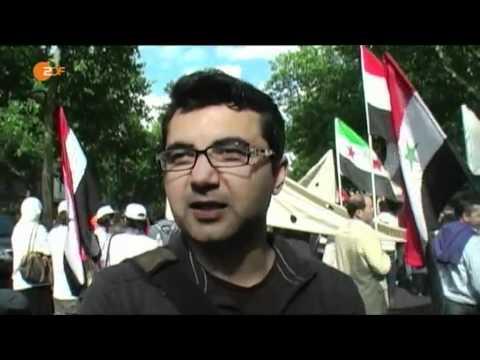 """Syrien: """"Mysteriös Überfall auf syrischen Regimekritiker in Berlin"""
