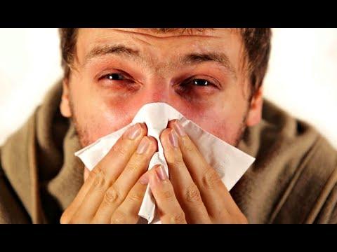 Лечение сухого насморка в домашних условиях