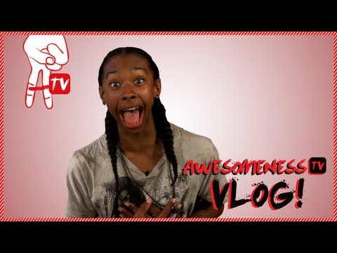 Dance Lessons with Mindless Behavior - Vlog of Awesomeness!!!