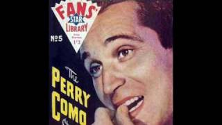 Perry Como - All Through The Day