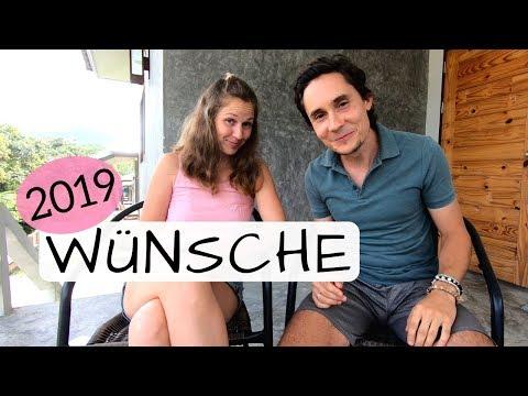Werden wir Millionäre? Unsere Wünsche für 2019 (Weltreise mit Kind)