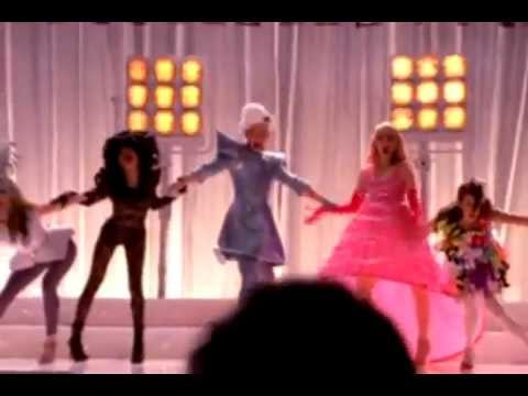 Glee - Bad Romance (Full Performance) (Official Music Video) -...