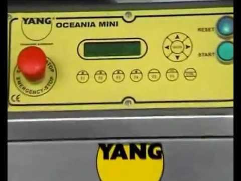 Запайщик лотков в вакуум-газ Oceania Mini Vac