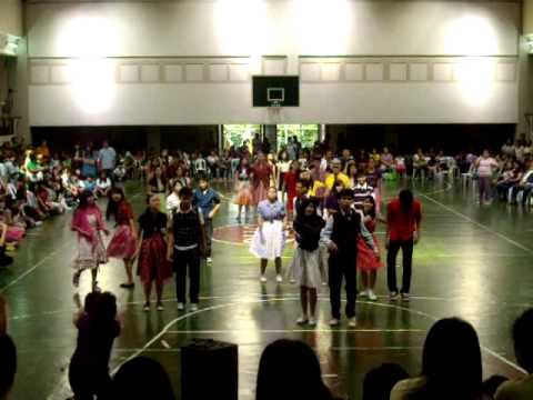 Shs Seniors Ballroom Dance (chacha, Swing & Boogie) video