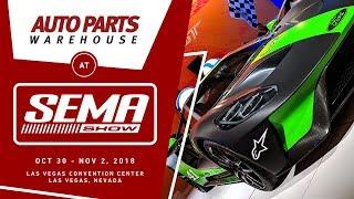 Auto Parts Warehouse goes to SEMA 2018   Day 2