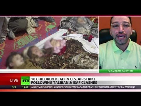 Deadly Raid: 11 kids killed in US airstrike in Afghanistan