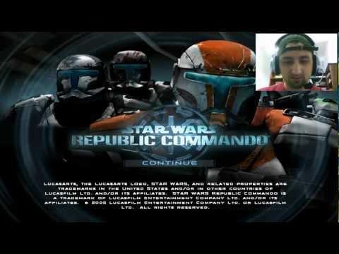 ((Let\'s Play)) Star Wars : Republic Commando Parte 01