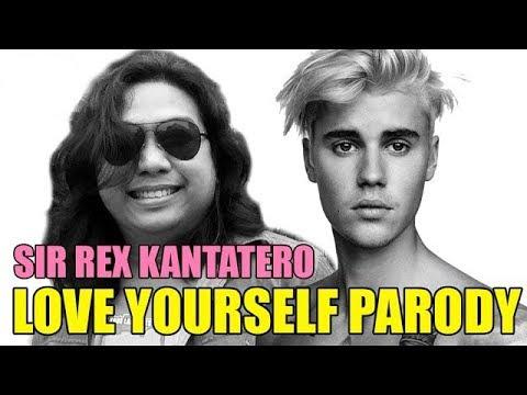 Love Yourself Justin Bieber Parody (Intsik Intsik) by Sir Rex