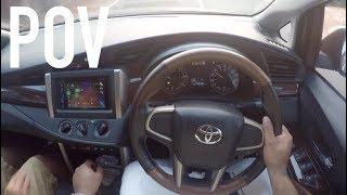 POV-Toyota Innova Crysta 2.4z