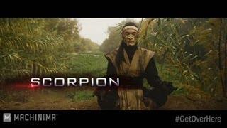 Mortal Kombat: Legacy (Season 2) - Ian Anthony Dale Interview