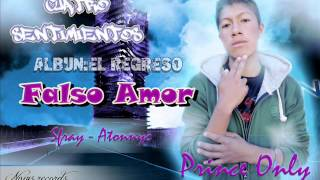 "Falso Amor ""Rap Romantico"" - Sfray Ft Prince Only (Traffic Melody)"