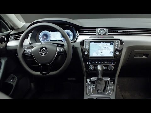 New 2015 Volkswagen Passat - INTERIOR