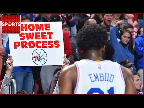 Joel Embiid Is Going to Cash In on His Nickname