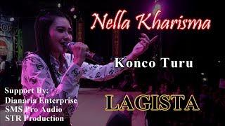 Nella Kharisma - Konco Turu - Lagista live Semarang Fair 2018 | HD Video