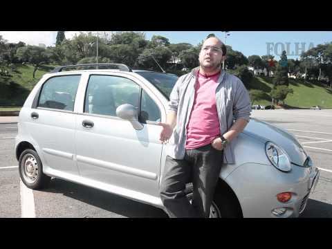 Veja teste com o chinês Chery QQ, o carro mais barato do Brasil