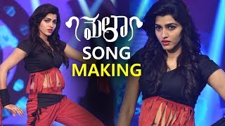 Mela Movie Song Making Video    Mela Horror Movie   Sai Dhanshika   Ali   Sony Charishta