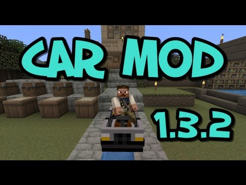 ★How to Install THE CAR MOD Minecraft 1.5.2