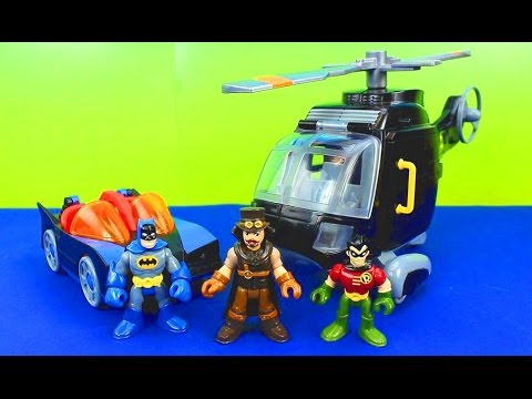 Batmobile Toy Imaginext Batmobile Batcave Toys