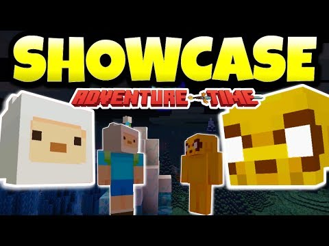 Minecraft ADVENTURE TIME MASH-UP PACK REVIEW/ SHOWCASE- PS4. XBOX & SWITCH