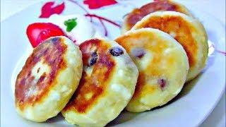 Сырники из творога / Мой любимый простой рецепт сырников