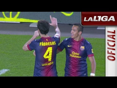 Resumen de FC Barcelona (1-0) Levante UD  - HD - Highlights
