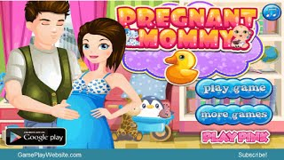 Pregnant Mommy Online Game - Baby and Girl Maternity Games