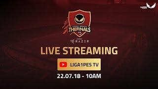 RAZER Liga1PES Finals 2018