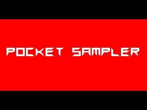 POCKET SAMPLER - ANDROID APPLICATION