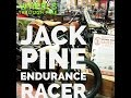 Jack Pine Endurance race bike at Wheels Through Time Museum