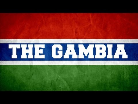 ♫ The Gambia National Anthem ♫