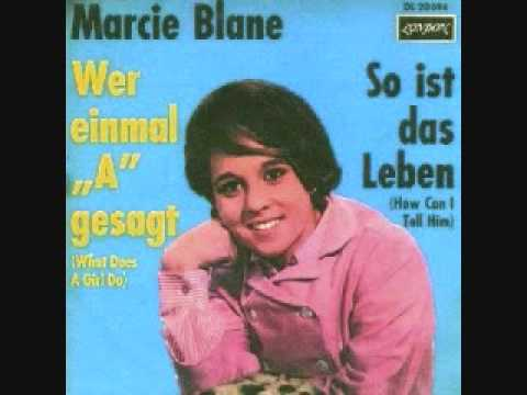 Marcie Blane - What Should A Girl Do