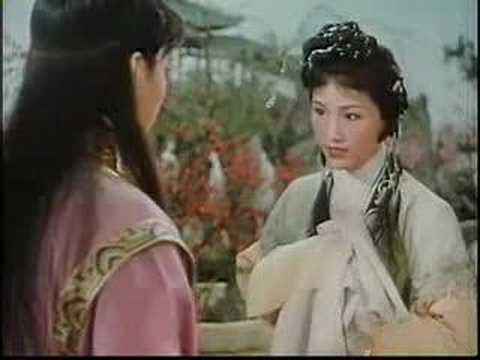 Chinese Yueju Opera- Dream of Red Chamber-Scene- 4