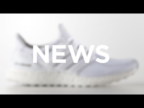 NEWS: Triple White Ultra Boost, Supreme x Air Max 98, Pharrell x Adidas