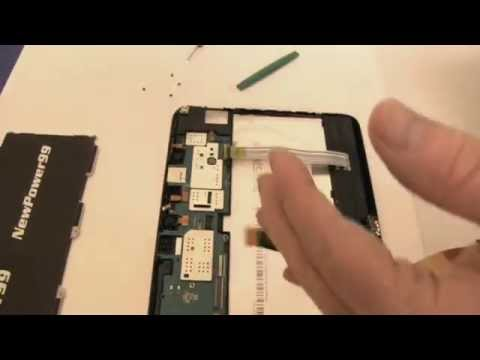 How to Replace Your Samsung Galaxy Tab 4 10.1
