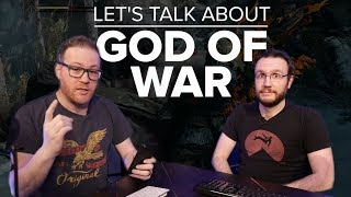 Let's talk about God of War
