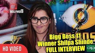 Shilpa Shinde Full Interview | Bigg Boss 11 Winner Shilpa Shinde | Exposing Bigg Boss 11