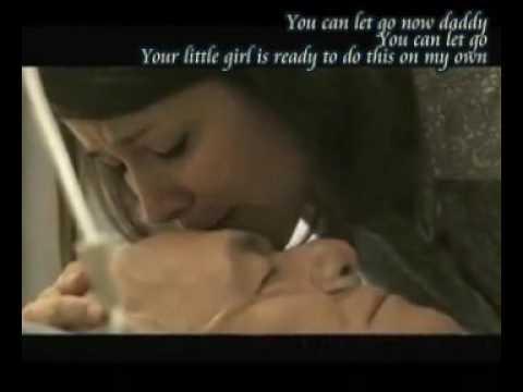 Daddy, you can let go now.. (w/ Lyrics)