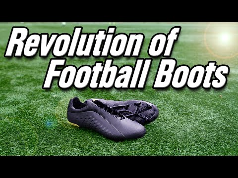 The Revolution of Football - the freekickerz soccer boots