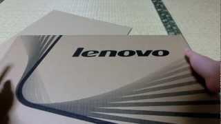 Lenovo g580 メモリー増設(交換)の仕方 レノボ )
