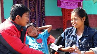 Funny Talk with Nepali Talented Girl Interview, अविभाक, Students & Teacher ले हेर्नै पर्ने